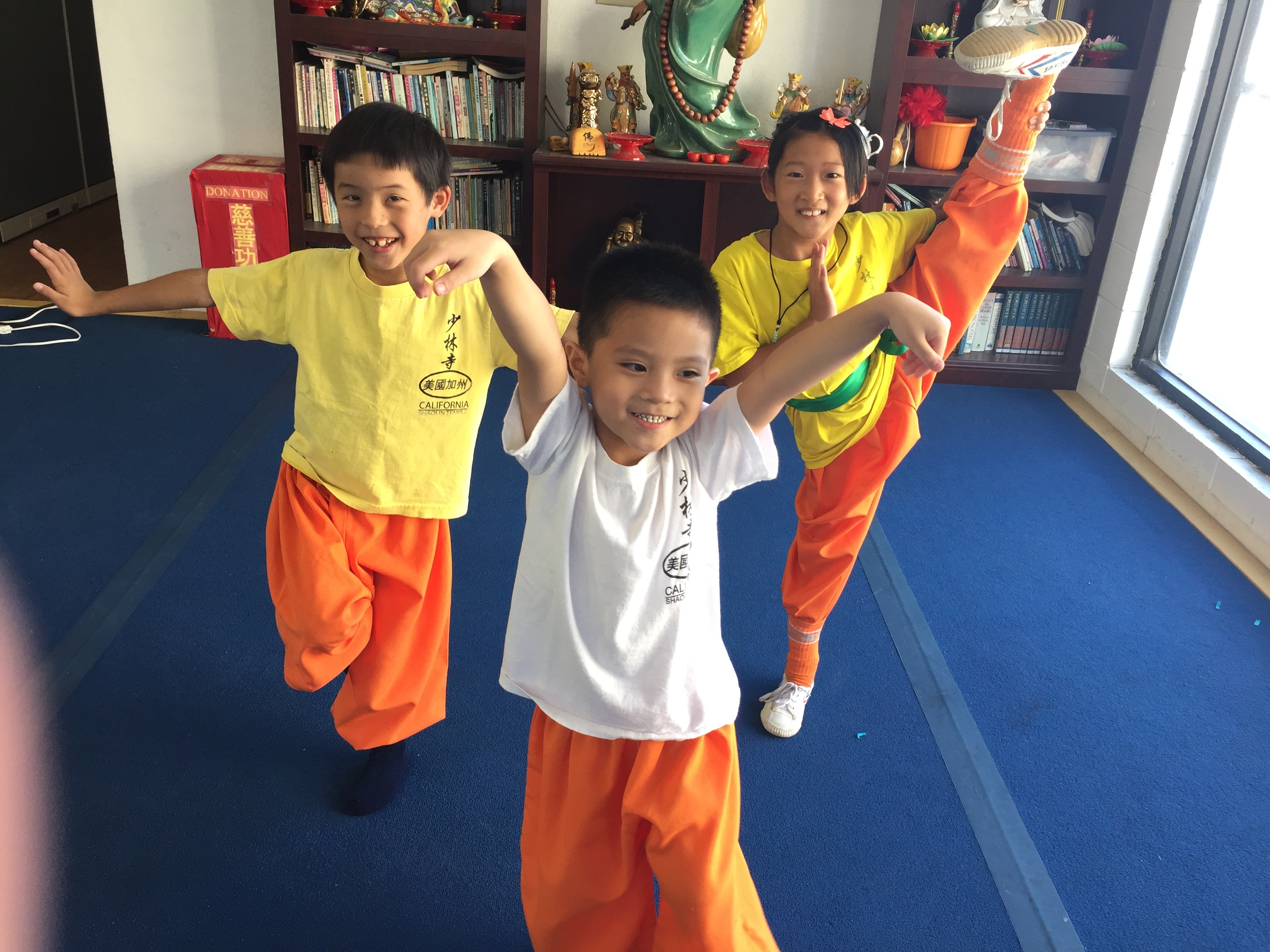Kids and Teenagers Martial Arts Programs